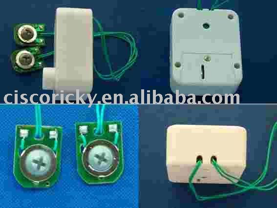 20 secs message and voice recordable module chip for greeting card(China (Mainland))