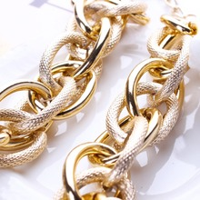 New Products for 2015 Cloth Belt Starry Beads Gold Chains Imitation Pearl Necklace Women Brand Jewelry