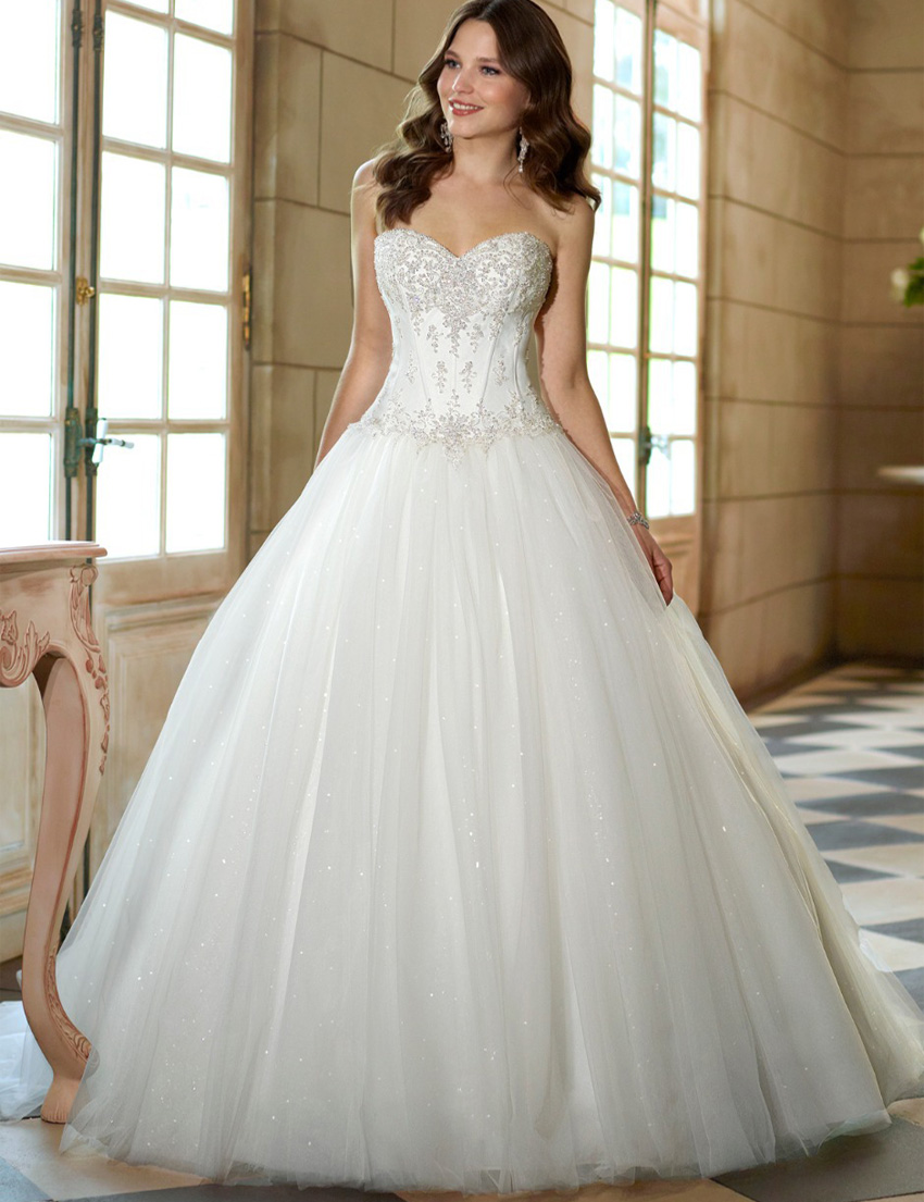 Фото свадебных дешевых платьев