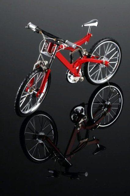Assembly Metal Bike Model, Educational Toys,Best Gift For Children,Patented product,SGS:CE,Scale:1:6,Free Shipping(6 pieces)