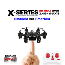 Brand MINI Drone MJX X901 RC Helicopter 2.4G 6 Axis RTF Smallest Quadcopter Drop Shipping vscx-10a Skeye mini Drone