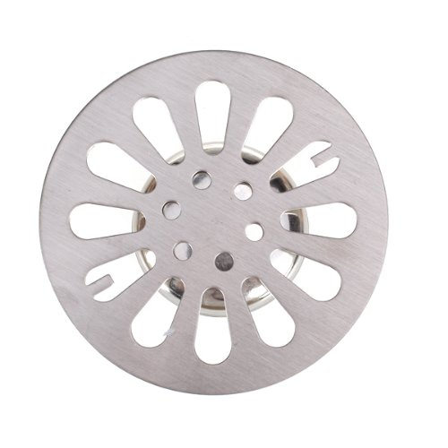 EWS Wholesale Stainless Steel Round Floor Drain Strainer Cover for Bathroom<br><br>Aliexpress