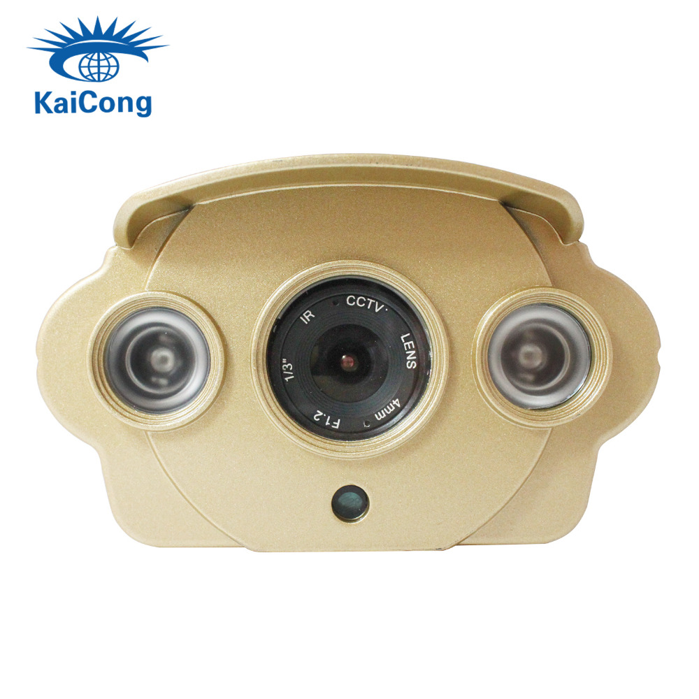 Free Shipping 2500 TVL HD Outdoor Waterproof Fogproof CCTV Camera CCTVCamera AHD Night Vision UpTo 30M
