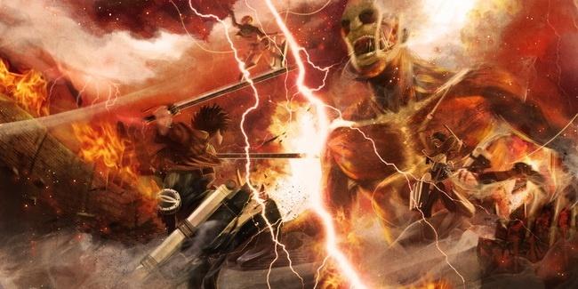 Attack on Titan Anime Poster 28 x14 48 x24 Art Print 049 Plastic Cloth