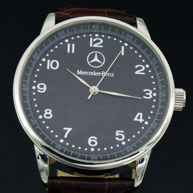 Luxury Brand benz Leather men Watches Waterproof Fashion Casual Sports Quartz Watch Business Wrist Watch Hour Relogio Masculino<br><br>Aliexpress