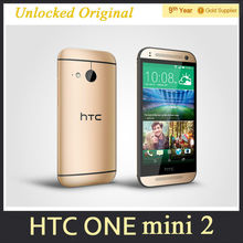 "Unlocked Original HTC One M8 mini 2 Quad Core 13.0MP 4.5""inch TouchScreen 1GB RAM 16GB ROM Android OS 4.4 Refurbished Phone(Hong Kong)"