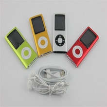2016 Cheapest 4th MP4 Player 32GB 1.8inch LCD Screen MP4 Electronic Products +Case +Earphone +USB Free Shipping(China (Mainland))