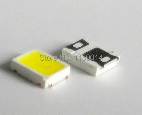 LED 2835 Warm White 0.2 W Low Power Lighting LED 2700K PLCC-2 rohs(China (Mainland))