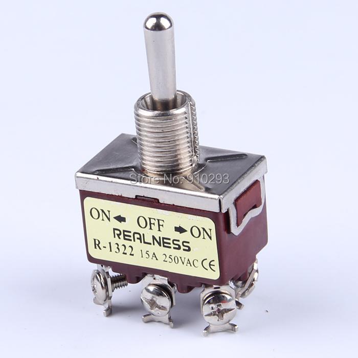 15A 250VAC R1322 Toggle switch CE mark(China (Mainland))