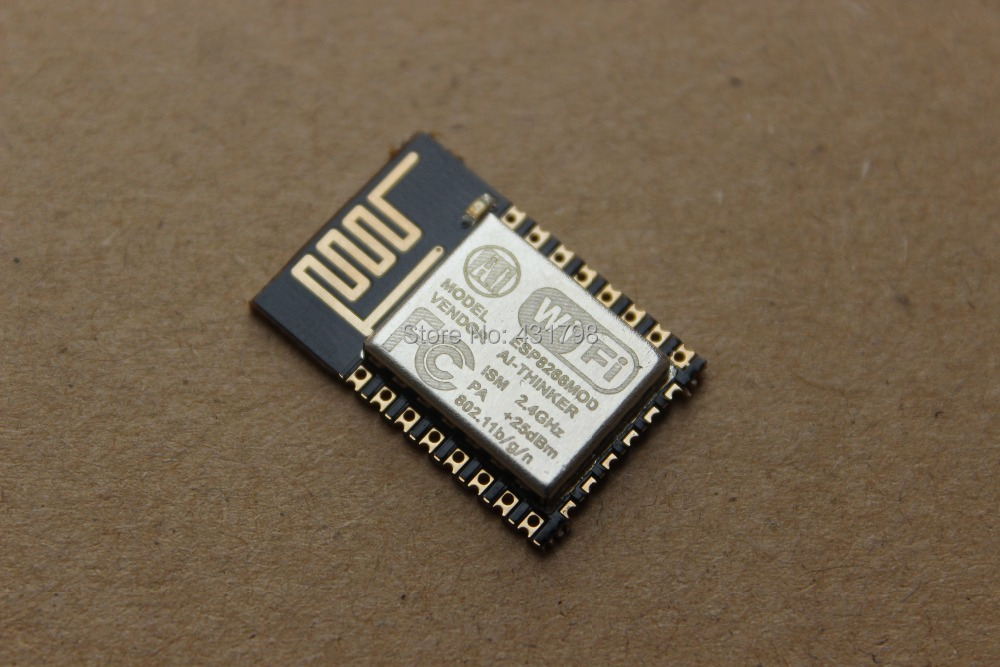 Интегральная микросхема Serial WIFI ESP8266 WIFI esp/12e ESP-12E iot esp8266 wireless wifi serial module esp 07s