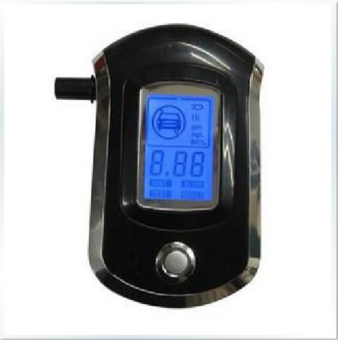 Professional Alcohol Breath tester alcohol detector breather alcohol test analyzer AT-6000 Free shipping(China (Mainland))