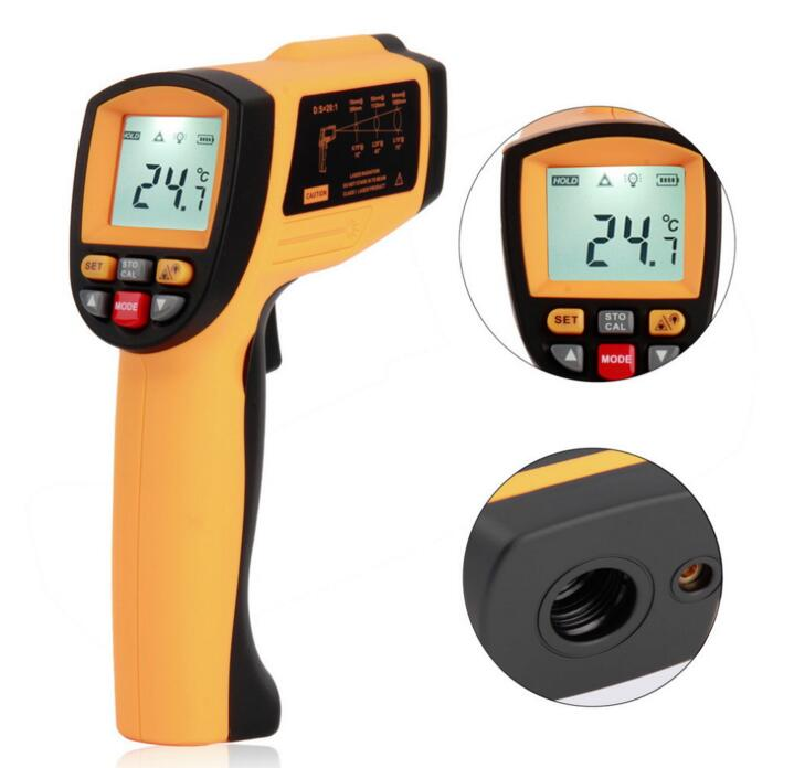 Infrared thermometer GM1150 non contact Digital infrared thermometer with laser -50~1150C -58~2102F degree<br><br>Aliexpress