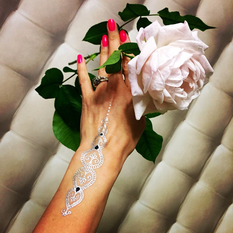 Временная татуировка Temporary Tattoo 3styles/bodytatoo Taty Tattoo 3PCS-1#