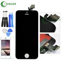 High Quality No Dead Pixel For Apple iPhone 5S 5G 5C LCD Display with Touch Screen