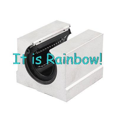 30mm Open Ball Bearing Linear Motion Slide Unit Pillow Block SBR30<br><br>Aliexpress