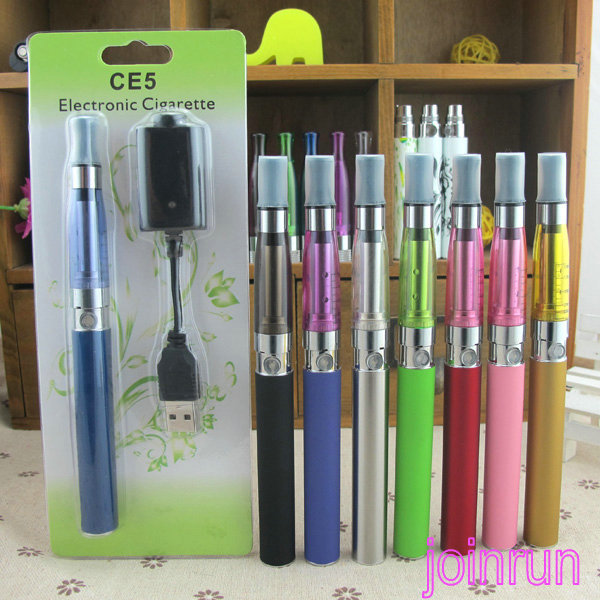 EGO CE5 starter kits Electronic Cigarette ce5 atomizer clearomizer EGO Battery 650mah 900mah 1100mah blister kit