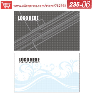 0235-06 business card template for wooden business cards print business cards name card printer<br><br>Aliexpress