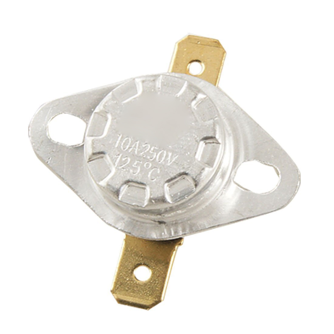 JFBL 2X 125 Celsius NC Temperature Control Switch Thermostat(China (Mainland))