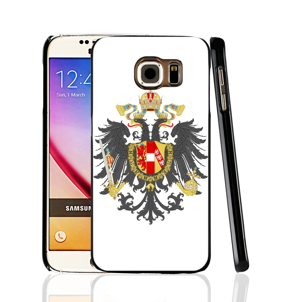 06527 Imperial Coat of Empire of Austria cell phone protective case cover for Samsung Galaxy A3 A5 A7 A8 A9 2016(China (Mainland))