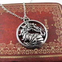 Mortal Kombat Pendant Necklace Movies Jewelry Statement Necklace Collares Mujer Collier Collares Collier Femme Bijoux Kolye