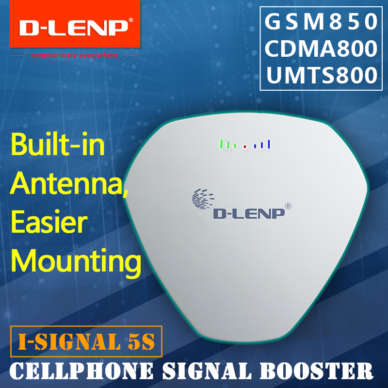 2G GSM850 MHZ/ CDMA800 CDMA 800/ 3G UMTS 850 Indoor Cellular Mobile Cell Phone Signal Booster Repeater Amplifier for Indoor USE(China (Mainland))