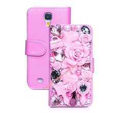 Handmade Flip Phone Leather Phone cases for Samsung Galaxy S6 S6 edge S5 i9600 S4 i9500 Galaxy Note 2 Note 3 Note 4 Note 5 Case(China (Mainland))