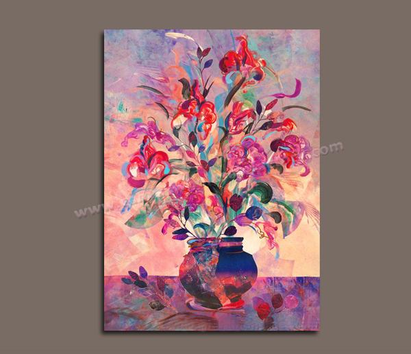 Cheap unframed home decor canvas wall panel art print for Cheap art prints on canvas