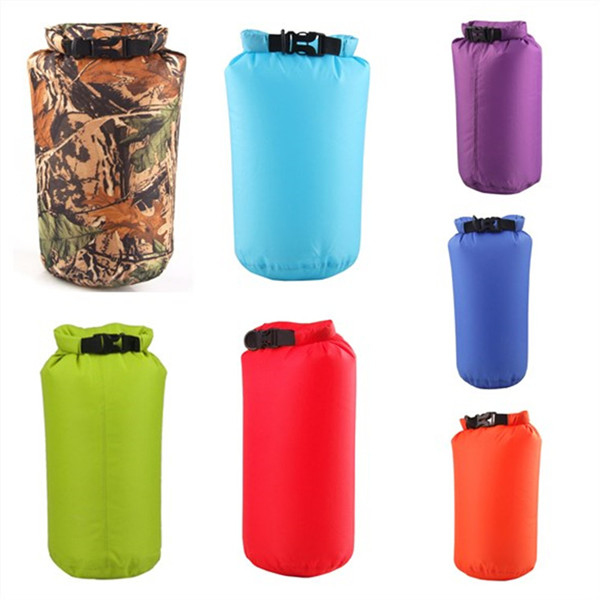 Compression Dry Sack 15L Waterproof Bag for Boat Canoe Kayak Rafting Storage Bag for Outdoor Use(China (Mainland))