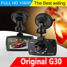 Best Selling G30 2.7″ Car Dvr 140 Degree Wide Angle Full HD 1080P Car Camera Recorder Motion Detection Night Vision G-Sensor