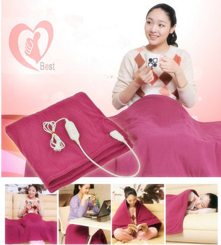 Free shipping  new fashion Electric heating blanket double  limited edition Factory direct Sale180*80cm