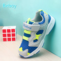 New Resistant Boys Running Shoes Flat Strap Sneaker Sport Shoes Rubber Sole Boys Running Sneaker Trainers