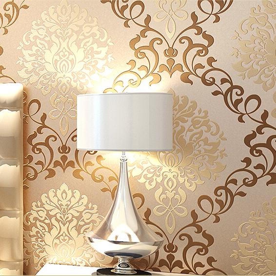 Pinterest el cat logo global de ideas - Papel decorativo para pared ...