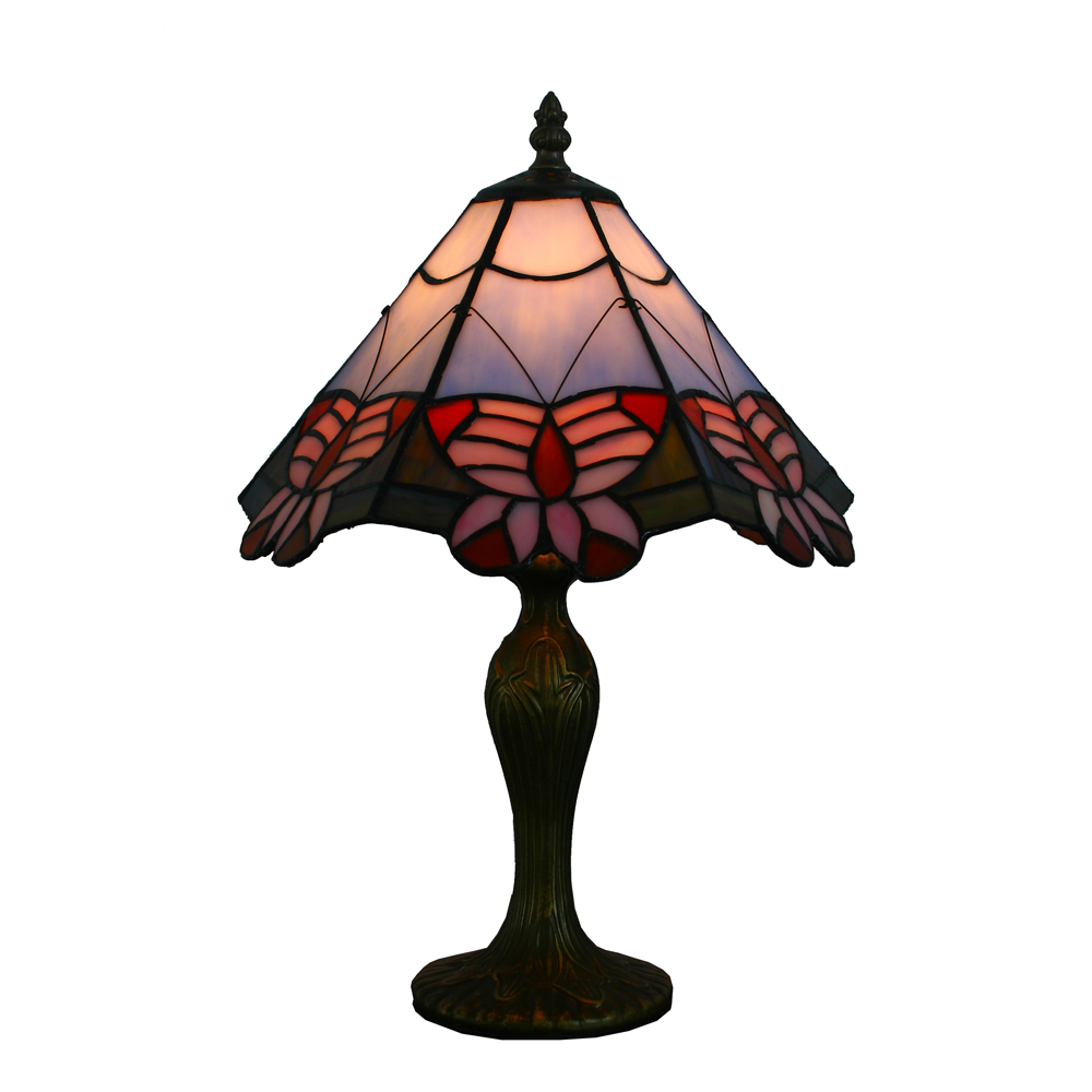 10 inch stained glass table lamp decorative butterfly for 10 inch table lamp