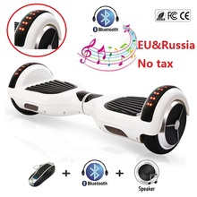 Buy 6.5 inch electric skateboard scooter boosted board Smart balance wheel scooter hoverboard skateboard overboard electric skate for $178.47 in AliExpress store