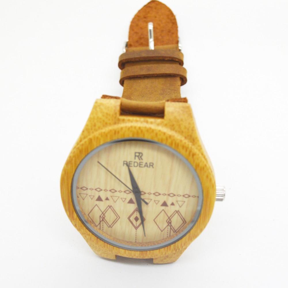 Люксовый бренд браслет женщины деревянные часы женские кварцевые бамбук часы женщины наручные часы Relogio Feminino Montre роковой Reloj Mujer