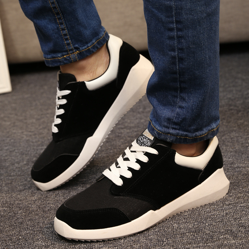 Brand Flats Canvas Shoes Man 2016 Casual Fashion Shoes Breathable Men Leisure Shoes Zapatos Mocassin Loafers Shoes Male N107(China (Mainland))