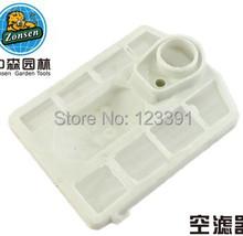 Envío gratis nueva Nylon material de filtro de aire del filtro para ZENOAH gasolina motosierras G4500 / 5200 / 5800 aftermarket reemplazo de la reparación