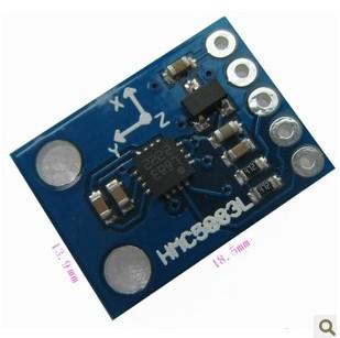HMC5883L module, three axis magnetic electronic compass, electronic compass sensor module(China (Mainland))
