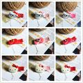 New Arrival styling tools Cute Hello Kitty Bow hairpin headwear hair accessories for women girl children