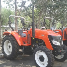Large Agricultural Transport Machinery Farm Working Machine Large Four Wheel Tractor(China (Mainland))