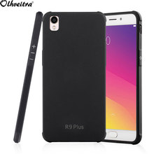Buy OPPO R9 R9 Plus Mobile Phone bag cover Original Shell Relief Anti-knock Armor Silicon Capa Fundas OPPO R9 R9 Plus Back cover for $4.74 in AliExpress store