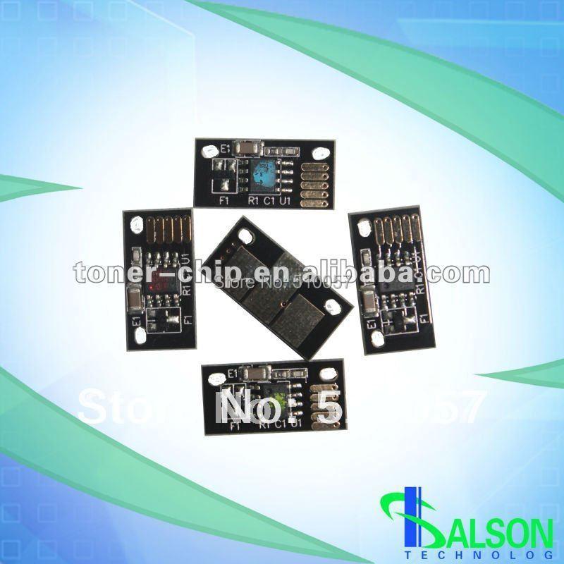 Compatible Laser reset toner Chip For Minolta C35 color 8K cartridge chip china manufacture(China (Mainland))