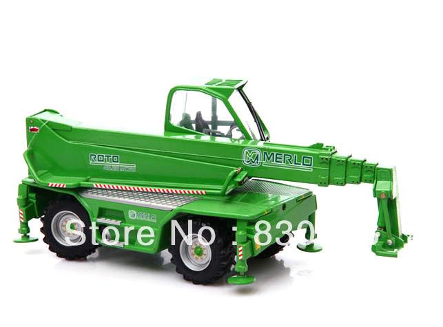 1:32 Italy merlo roto 40.25 mcss multifunction crane diecast model toy(China (Mainland))