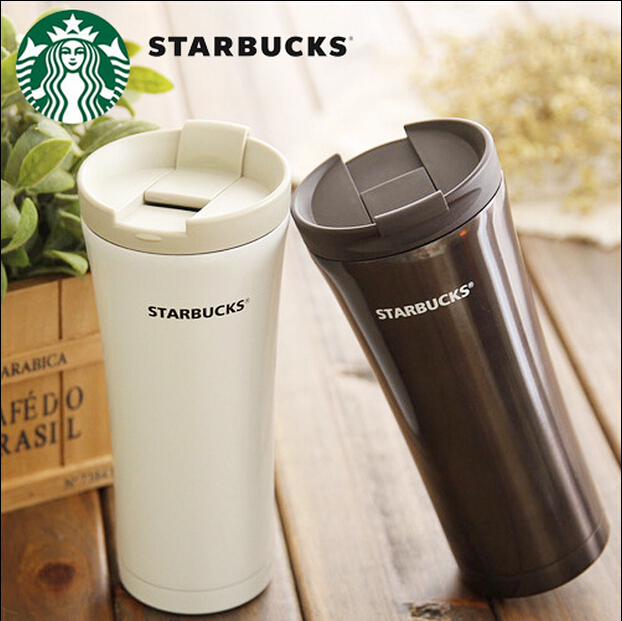 500ml Stainless Steel Thermos Bottle Thermo Vacuum Flask Thermoses Thermal water Coffee Garrafa Termica Sport Termos couples cup(China (Mainland))