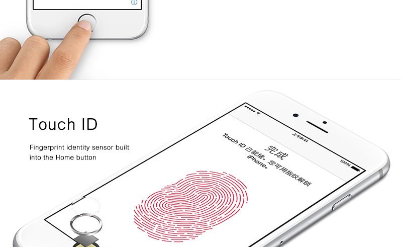 Original Apple iPhone 6 Dual Core IOS Mobile Phone 4.7′ IPS  1GB RAM 16/64/128GB ROM 4G LTE  Unlocked Used Cell Phone