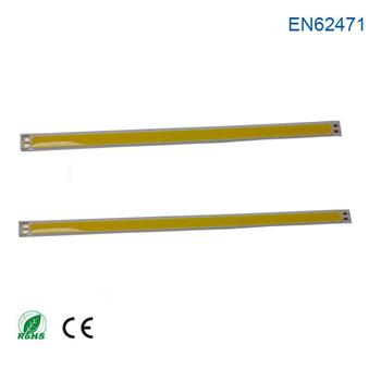 45lm 9W LED heatsink rectangle Aluminum Base LED 9w chip COB Module