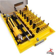 Electron Torx Screwdriver Tool Set 45 In 1 laptop computer mobile repair tool