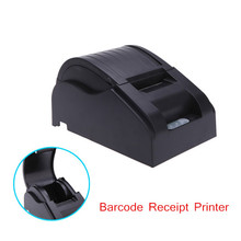 Printing Speed 90mm/s Pos Printer 58mm Thermal Receipt Printer for Supermarket Bank Restaurant Bar New Arrival(China (Mainland))