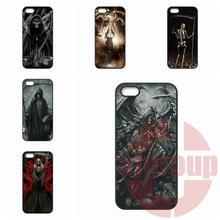 Huawei P6 P7 P8 mini Lite Honor 3C 4C 6 7 Mate 8 P9 Plus G6 G7 G8 4X 5X Grim Reaper Gothic Death Angel Cute Skin - Phone Cases For You Store store