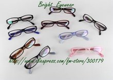 Fashion acetate material feyeglasses eye glasses frame ready-made wholesale multi-color available(China (Mainland))